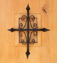 Speakeasy Decorative Window/Wall Grill