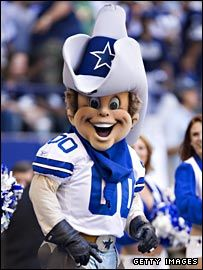 Rowdy 1 of the most popular sports mascots 2013 by forbes list rowdy dallas cowboys mascot voltagebd Image collections
