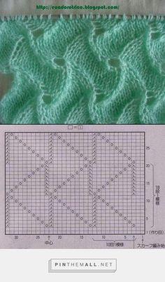 Мы нашли новые Пины для вашей доски «Приемы вязания».