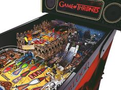 Game of Thrones Pinball is here!
