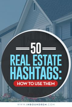 Real Estate Hashtags are a simple way to get additional attention on social medi - Mortgage Information - Real Estate Hashtags are a simple way to get additional attention on social media. I show you how hashtags increase your social media results. Real Estate Career, Real Estate Leads, Real Estate Business, Selling Real Estate, Real Estate Tips, Real Estate Sales, Real Estate Investing, Real Estate Tag Lines, Real Estate Pictures