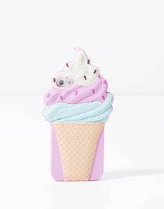 Cover cellulare ice-cream - New - Bershka Italia