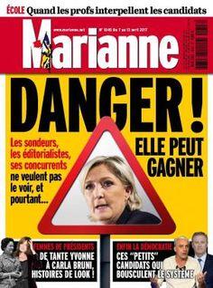 Le danger Marine Le Pen, pour qui au juste ? - AgoraVox le média citoyen