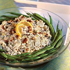 35 Quick & Delicious Summer Salads | Lemon-Tarragon Chicken Salad | SouthernLiving.com