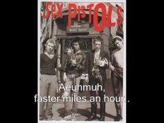 Sex Pistols - Roadrunner