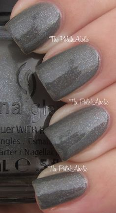 Immortal, China Glaze Halloween 2012 Wicked Collection