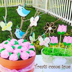 """Spring Time! / Spring """"Welcome Spring""""   Catch My Party"""