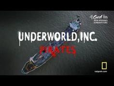 Underworld Inc S0E0 | Pirates Underworld, Documentary, Pirates, Youtube, Movie Posters, Movies, Films, The Documentary, Film Poster