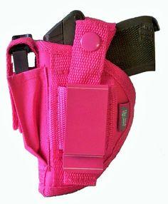 Bulldog Pink Gun Holster for Ruger LCP 380 | eBay