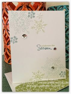 One Layer Cards, Bree Renwick, Endless Wishes, Stampin' Up!