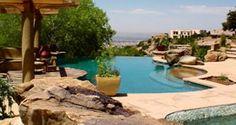 Unique Swimming Pools|Custom Built Swimming Pools|Custom Designed Swimming Pool|Unique Custom Pools|Tiled Pools|Custom Designed Water Features|Custom Built Spas