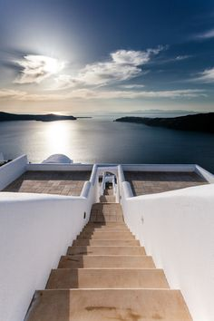 Aegean view, Imerovigli, Santorini