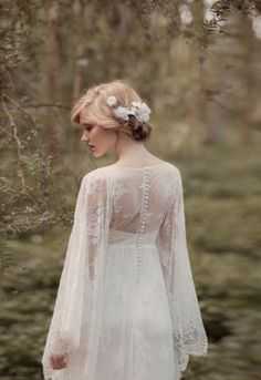Rue De Seine boho wedding dress with sleeves | Pin discovered by Kelly's Closet bridal boutique in Atlanta, Georgia