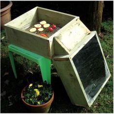 Build your own DIY solar dehydrator