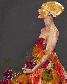 Lita Cabellut, 'Impulse 5,' 2015, Opera Gallery