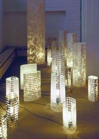 Installation Winter Forest | LUMIDESIGN