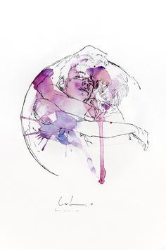circles - brothers by agnes-cecile.deviantart.com on @deviantART