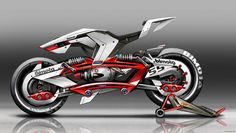 Bimota - Adjustable Motorcycle Concept for the Weight Balance / School Project / ISD (FRA) by Jean-T Futuristic Motorcycle, Futuristic Cars, Concept Motorcycles, Cool Motorcycles, Moto Bike, Motorcycle Bike, Super Bikes, Automobile, Custom Street Bikes