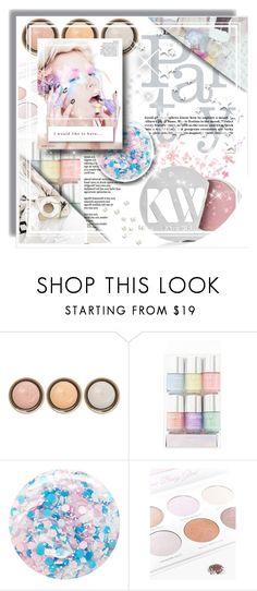 """""""#532 Pastel"""" by my-names-michi ❤ liked on Polyvore featuring beauty, By Terry, Nails Inc., Boohoo and Kjaer Weis"""