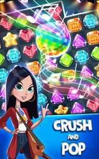 Play the most addictive match 3 puzzle game for free, travel along the map, collect awesome items and complete your card collection.