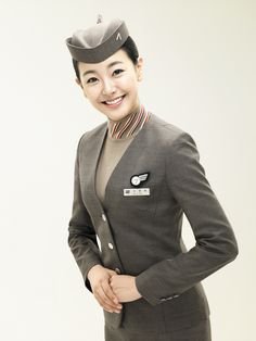 Won-Hee Go, Asiana Airlines Flight Attendant #flightattendant #asianaairlines