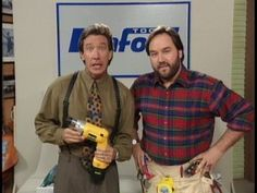 99 Home Improvement With Tim The Toolman Taylor Ideas Home Improvement Home Improvement Tv Show Improve