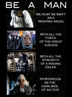 Mulan and Doctor Who