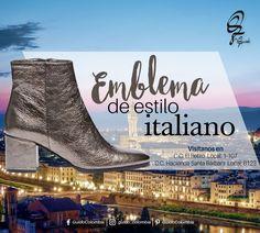 El mejor estilo italiano aquí en  #GuidoColombia #moda #haciendasantabarbara #elretiroshoppingcenter