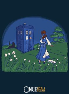 ADVENTURE IN THE GREAT, WIDE SOMEWHERE T-Shirt $12 Beauty and the Beast tee at Once Upon a Tee!