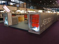 Stand Labeltex Group @premiérevision2016 Paris