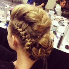 20 Stylish Hairstyles with Braids: #16.