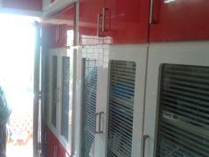 Red n white-Kitchen