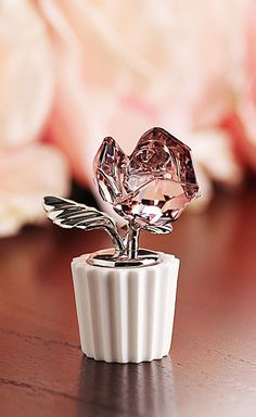 Swarovski Flower Dreams, Rose