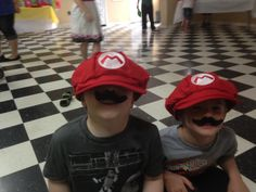 7th Birthday, Party Themes, Mario