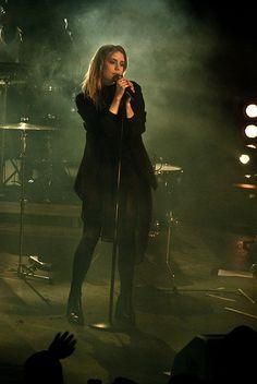 Lykke Li in concert