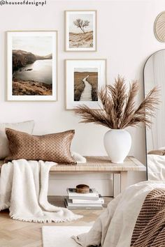 Room Ideas Bedroom, Home Decor Bedroom, Living Room Decor, Bedroom Wall Decor Above Bed, Budget Bedroom, Living Spaces, Interior Design Minimalist, Modern Interior, Aesthetic Bedroom