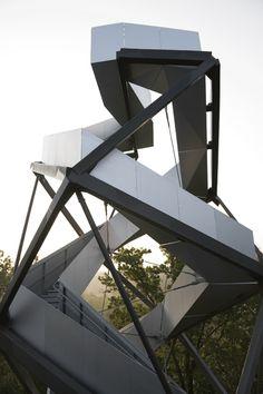observation tower - terrain:loenhart