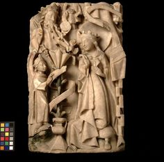 The Annunciation (Panel) | V&A Search the Collections