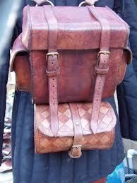 I will have to find a backpack to use as a base, to go with the rest of the outfit.  larp backpack - Google zoeken