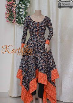 Long Dress Design, Stylish Dress Designs, Stylish Dresses, Casual Dresses, Girls Dresses, Kurti Neck Designs, Kurta Designs Women, Kurti Designs Party Wear, Frock Fashion