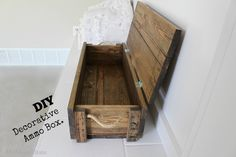 DIY Ammo Box