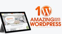 Amazing Stats About #WordPress You Ought To Know #wordpressdevelopment