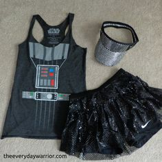 RunDisney Star Wars Running Costume | The Everyday Warrior