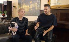 'Poder passar isso para frente, poder ajudar mais gente, vai ser muito bacana', declara a atriz e cantora sobre as roupas doadas