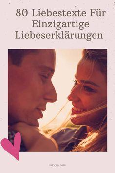 80 Liebestexte Für Einzigartige Liebeserklärungen About Me Blog, Romantic, Love, Movie Posters, Trends, Baby, Crowns, Pretty Words, Awesome Things