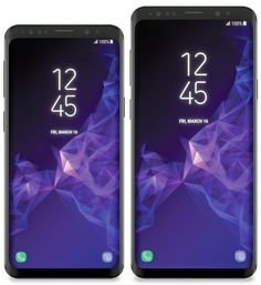 Heres our first clear look at the Samsung Galaxy S9