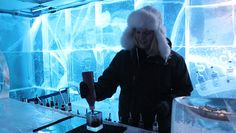IceBar Stockholm: The Coolest Place for a Cocktail
