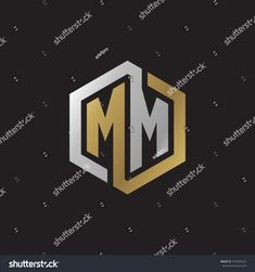 Find Mm Initial Letters Looping Linked Hexagon stock images in HD and millions of other royalty-free stock photos, illustrations and vectors in the Shutterstock collection. Logo Maker, Initial Letters, Letter Logo, Mm Logo, Art Deco Logo, Monogram Maker, Interior Logo, Name Card Design, Marken Logo