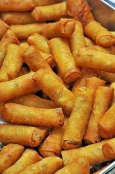 Filipino Pork Lumpia Recipe - Yummy