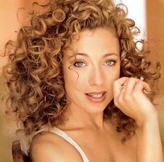 casual hairstyles for medium length #curly #hair